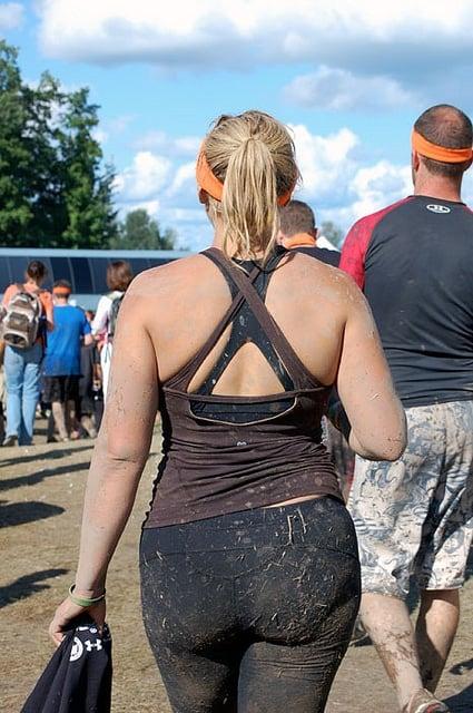 Tough Mudder Mud