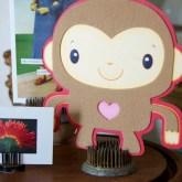 monkey-card