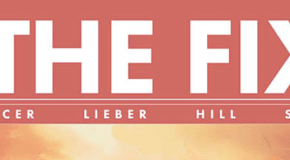 Image Comics to launch 'THE FIX', an all-new series from Nick Spencer and Steve Lieber
