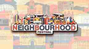 Brand new Neighbourhood Festival to take over Manchester City Centre on Saturday 8th October 2016
