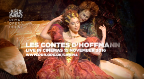 The Royal Opera's 'Les Contes d'Hoffmann' opens at the Royal Opera House, Covent Garden on 7 November