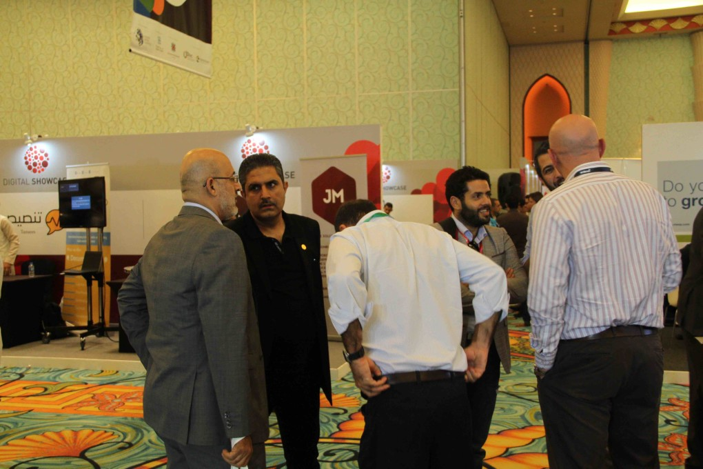 The Assembly at Arabnet