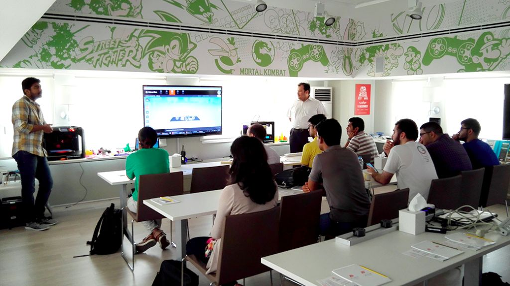 Workshop – Introduction to 3D – Aug 29, 2015
