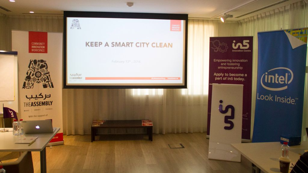 Workshop – Keeping a Smart City Clean – Feb 13, 2016
