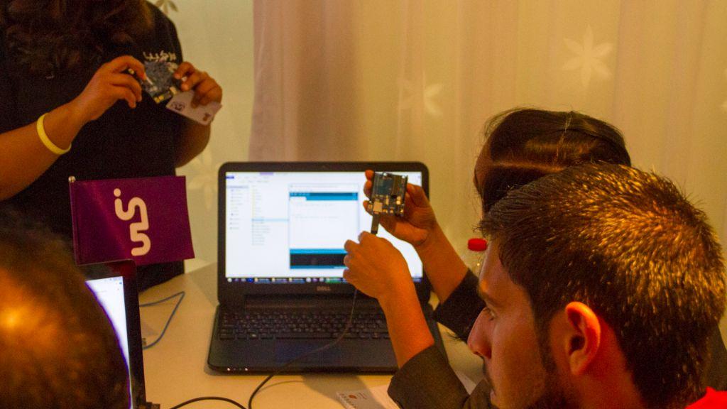 Workshop – Keeping a Smart City Clean – Feb 13, 2016