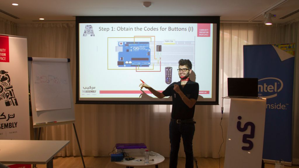 Workshop – Create a Bluetooth Connection with your Smart Home – Mar 19, 2016