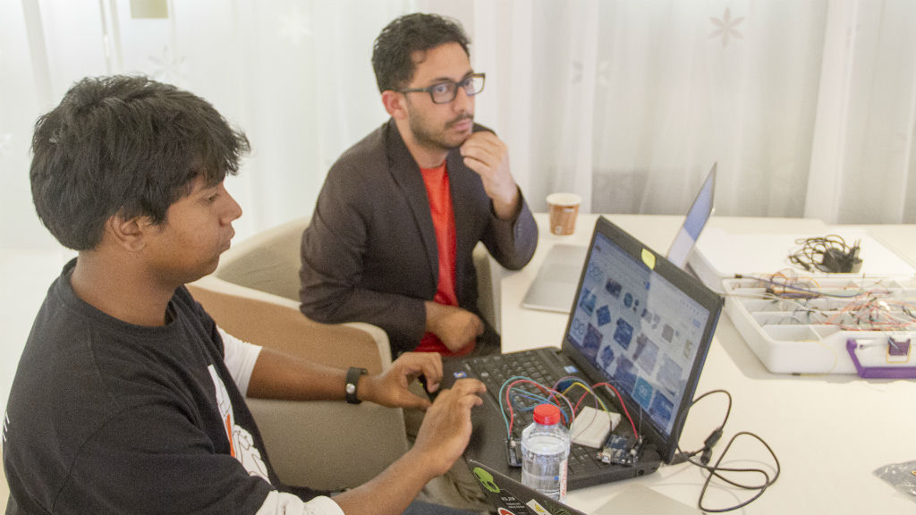 Workshop – Smart Home for the Differently Abled – Apr 23, 2016