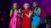 """Andréa Burns, Nancy Anderson and Zakiya Young as they appeared in """"Here's to The Girls! Hollywood's Leading Ladies"""" (Photo credit: Richard Termine)"""