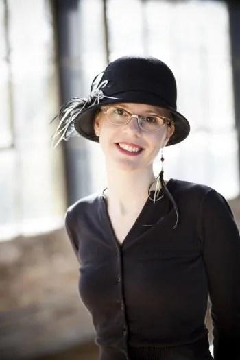 Composer Anna Clyne(Photo credit: Matt Zugale)