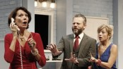 Cropped photos - Lynne Winterstellar, Jeremy Kushnier and Kate Middleton (Carol Rosegg)