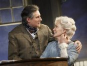 """Gabriel Byrne and Jessica Lange in a scene from """"Long Day's Journey into Night"""" (Photo credit: Joan Marcus)"""