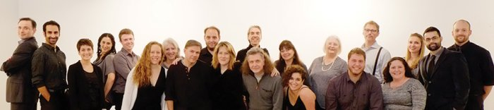 C4: Choral Composer/Conductor Collective (Photo credit: Keith Goldstein)