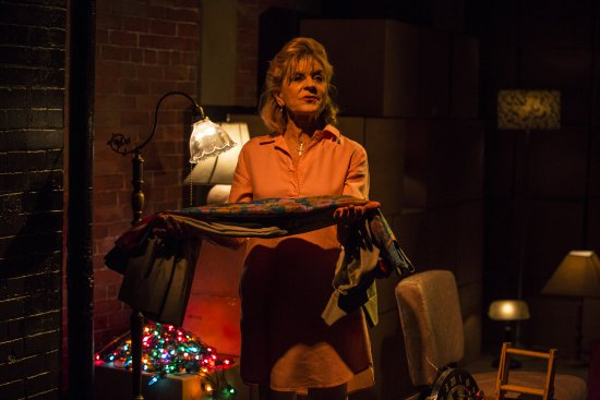 """Concetta Tomei in a scene from """"The Mother of Invention"""" (Photo credit: Maria Baranova)"""