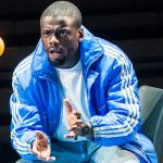 "<div class=""category-label-review"">Review: </div>Blue/Orange at the Young Vic"
