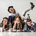 """<div class=""""category-label-review"""">Review: </div>Ed Fringe 2016: Shit-Faced Shakespeare at Underbelly George Square"""