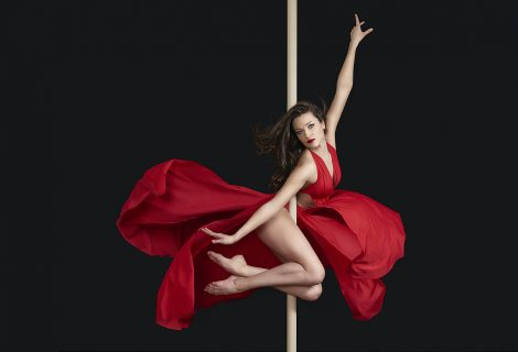 Vertical Dance – Helena