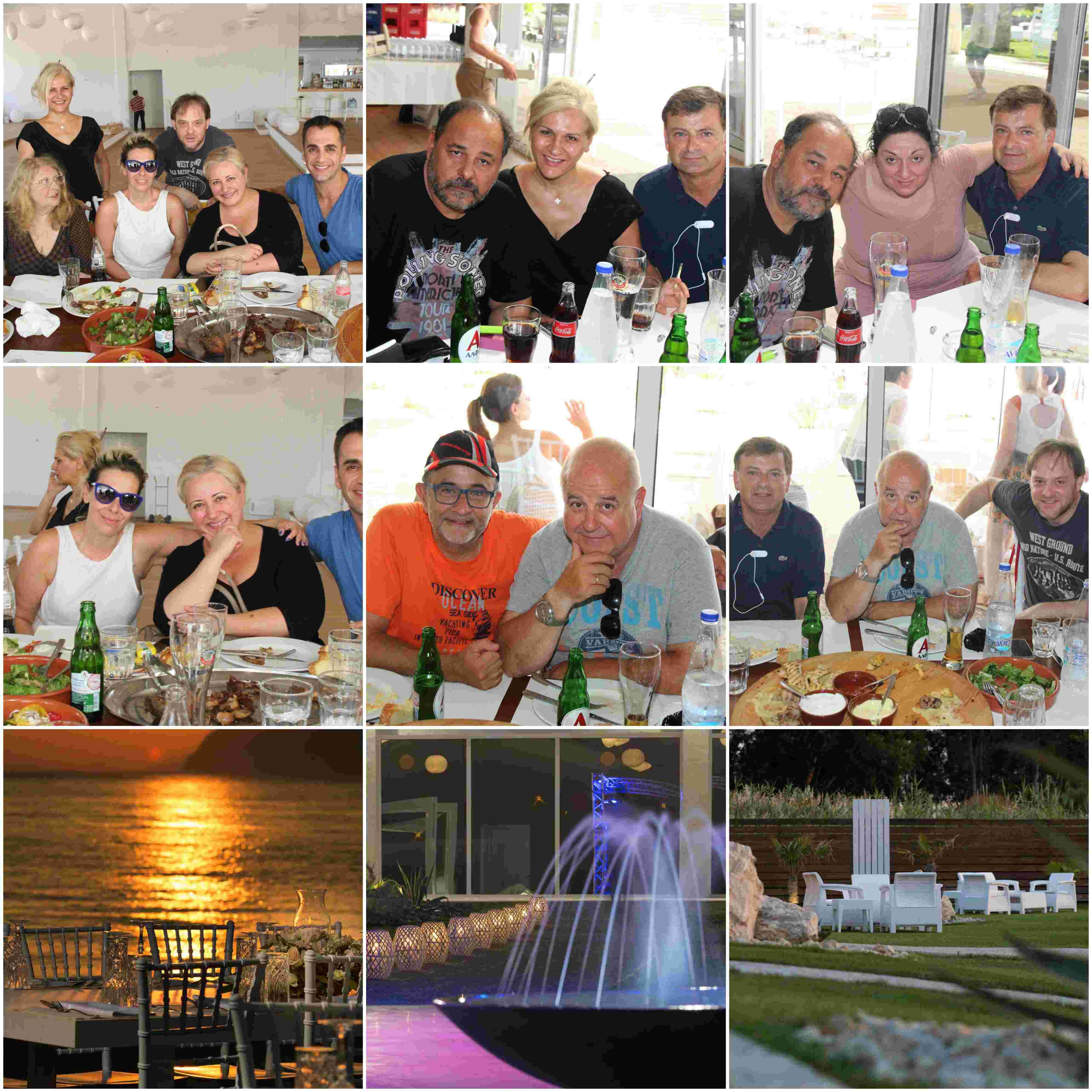 Omega Yacht Club στην Πάτρα