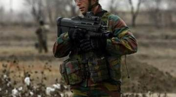 Soldat belge