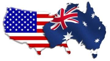 Australie USA 2