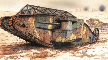 Tank Mark I