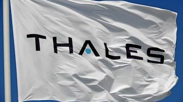 Thales drapeau