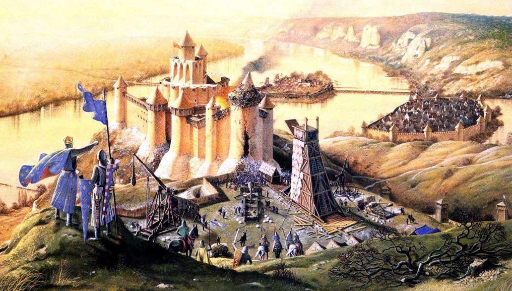 Prise de Château-Gaillard