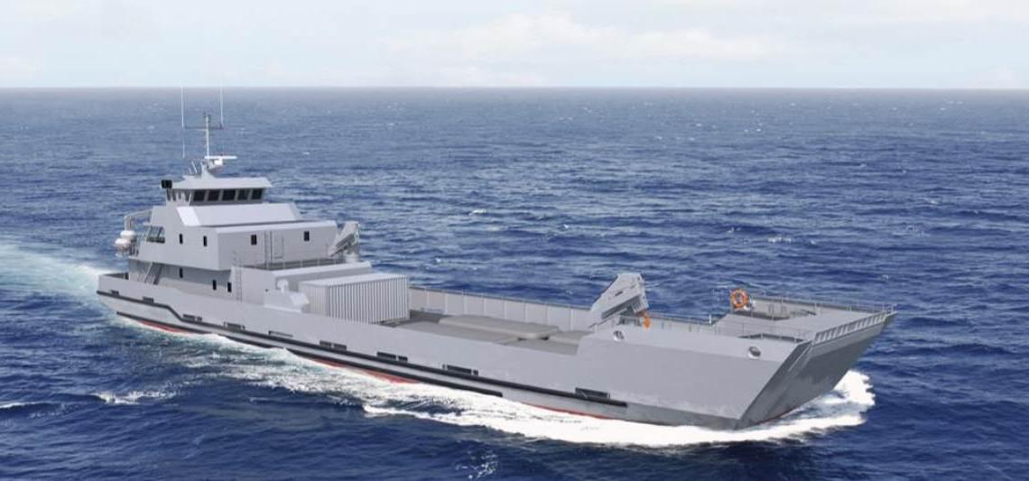 Barge Piriou