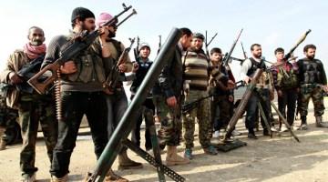rebelles-syriens-camaieu-vert