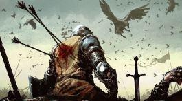 Chevalier blessé