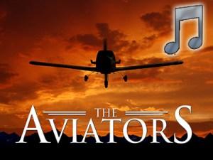 aviators + musical note