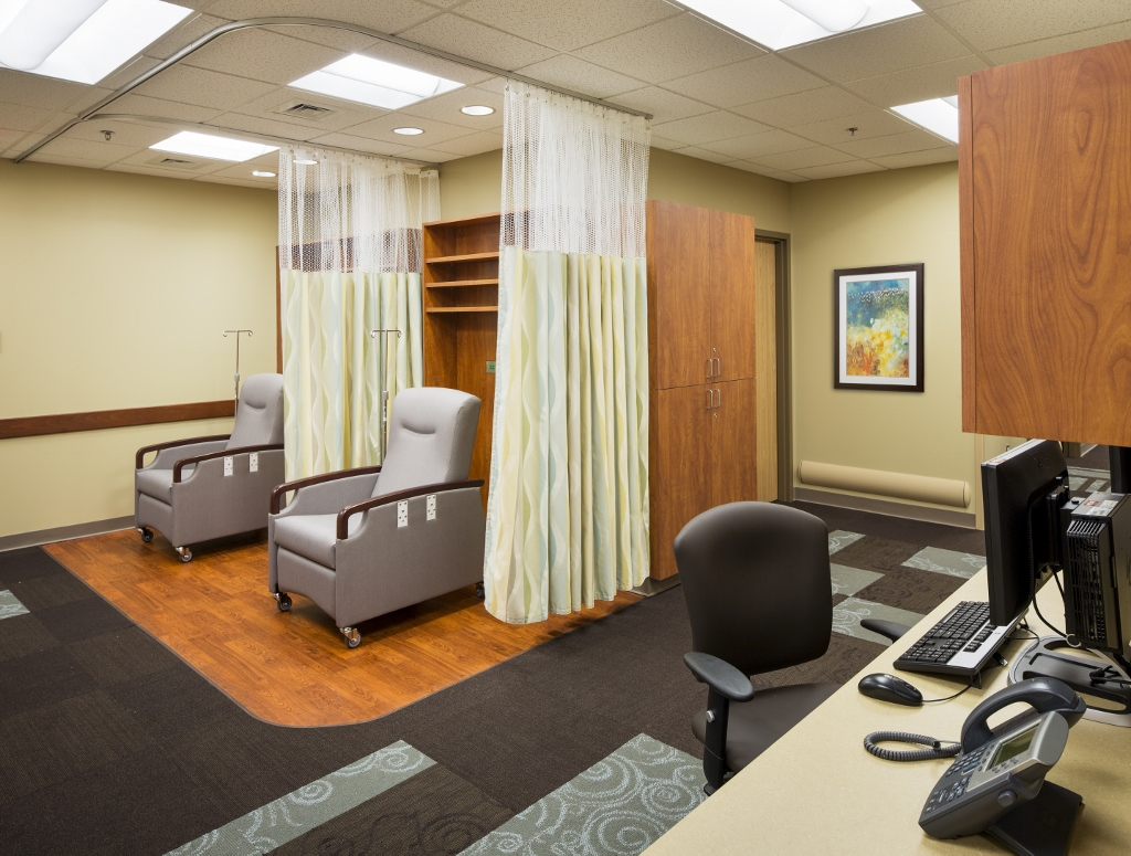 Cooper oral surgery patient room voorhees nj the for Interior design 08003