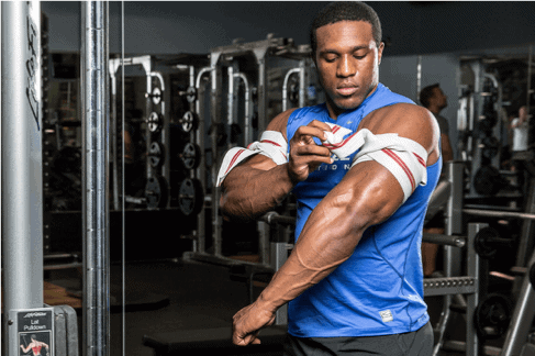blood flow restriction bodybuilding