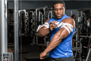blood flow restriction strength