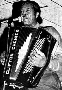 Clifton Chenier Performing