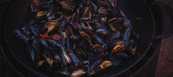 Smoky Mussels