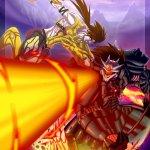 Xeus V/s Gorgorath by jorgesuke