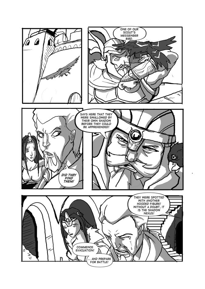 Page 16, Bearer of Bad news