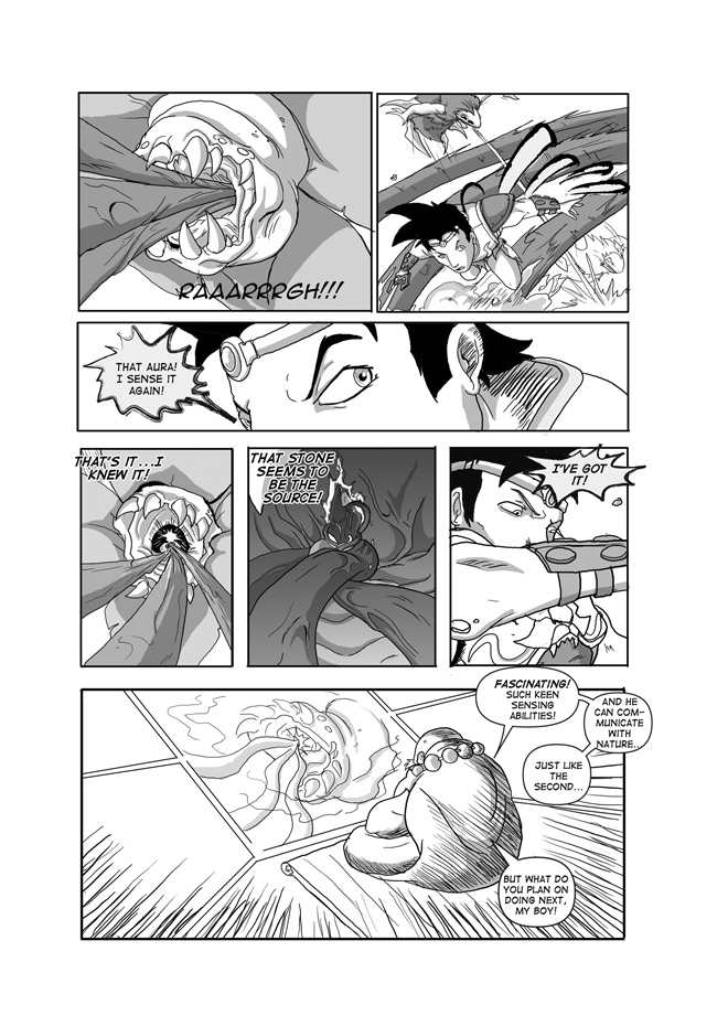 Issue 03, Page 36,Surprise Attack