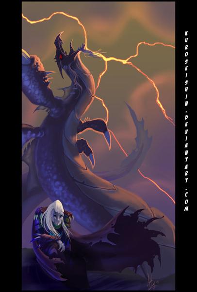 Gallery Update 13/07: Dragos by Kuroseishin