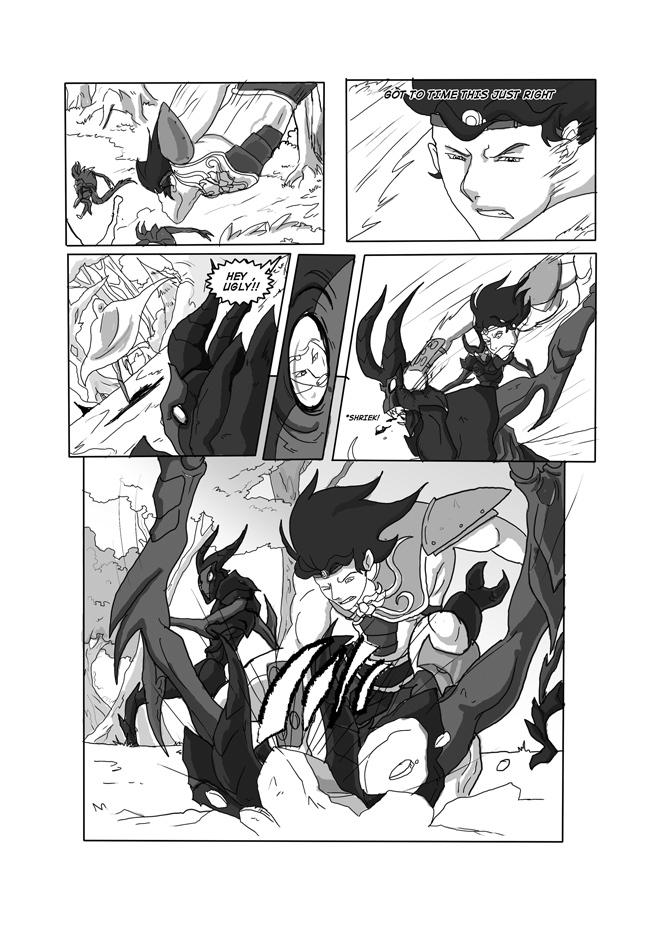 Page 24, Takedown!