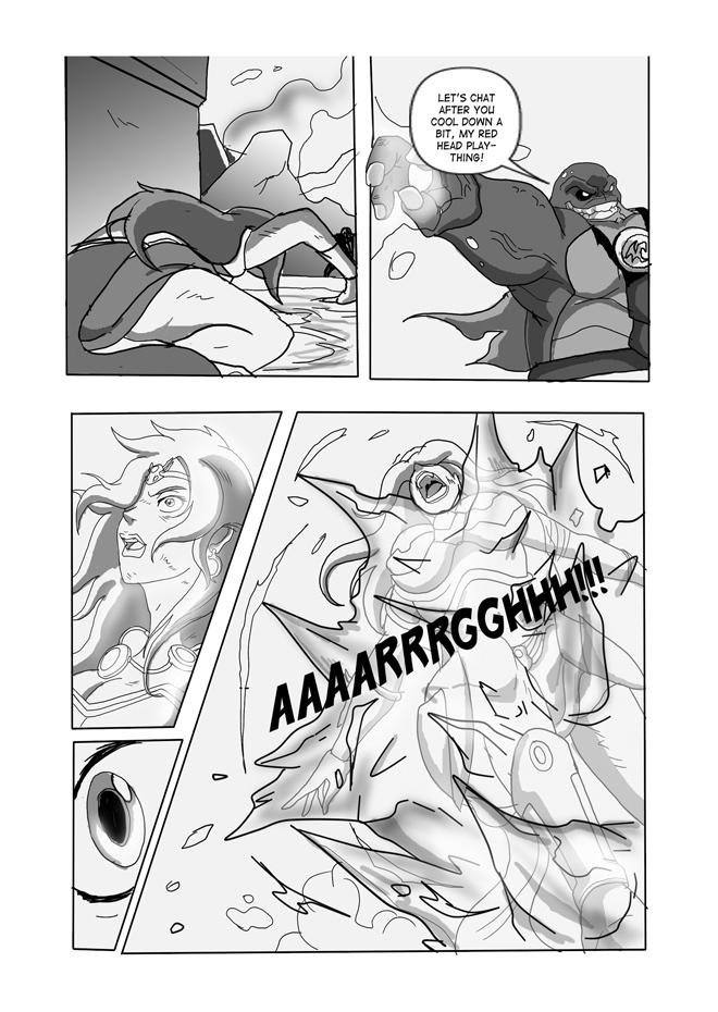 Issue 08, Page 07, Fire Freezed