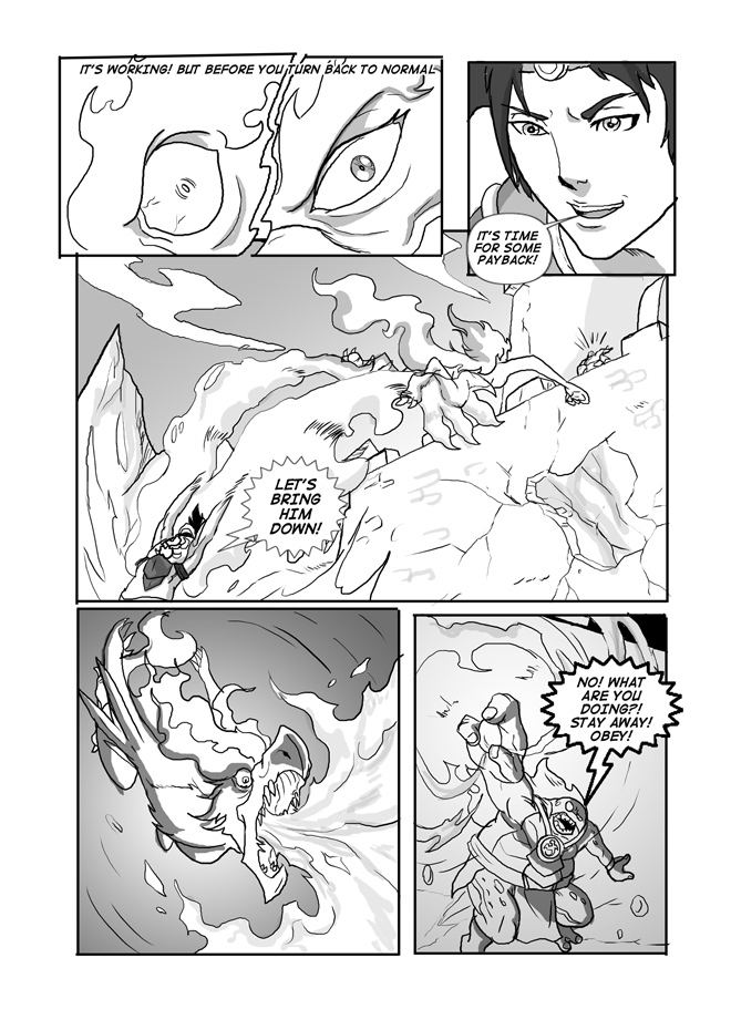 Issue 09, Page 33, Counter Attack