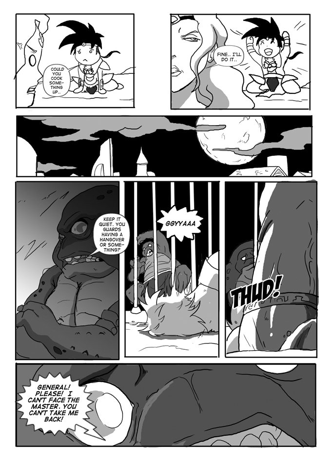 Issue 10, Page 14, Danger Approaches