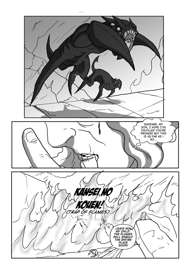 Issue 10, Page 31, Sacrifice