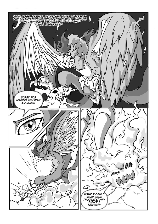 Issue 12, Page 36, Free Bird
