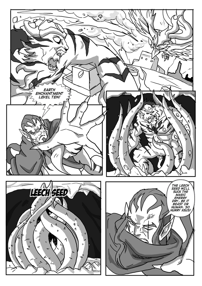 Issue 13, Page 48, Leech Seed