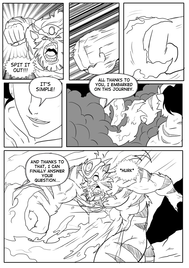Issue 13, Page 44, Counter Attack
