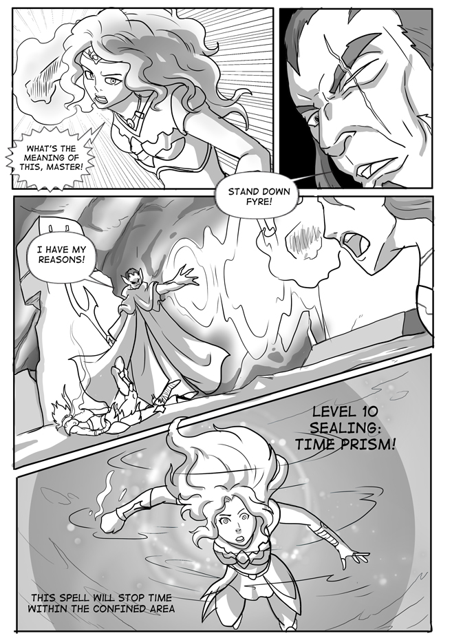 Issue 14, Page 09, Fyre Freezed