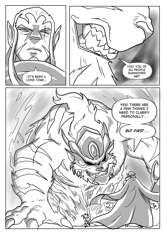 Issue 14, Page 12, Face to Face
