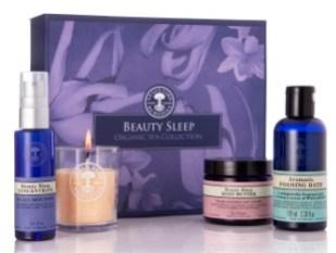 Beauty Sleep Organic Spa Collection 2